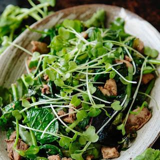 Nigel Slater's Five-Spice Chicken & Pea Shoot Salad