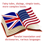 English books, various parallel dictionaries 5.3.6