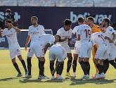 Liga : le FC Séville bat Grenade colle au train de tête