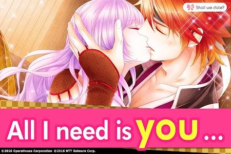 Teen Samurai / Shall we date? screenshot 0
