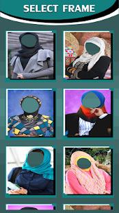 Hijab Photo Editor - náhled