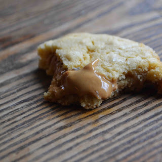 Sea Salted Fluffernutter Oatmeal Cookies