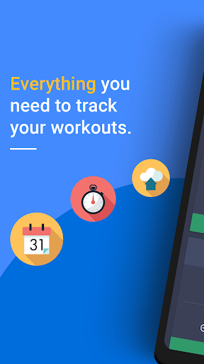 Gym Workout Tracker & Planner for Weight Lifting 1.38.0 Screenshots 1
