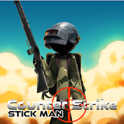 Army Stickman Rope FPS - Survive Shooter Free