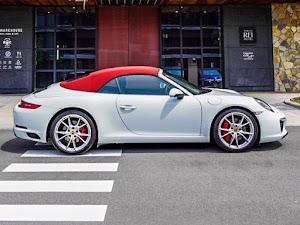 911 991H2 carrera S cabrioletのカスタム事例画像 Paneraorさんの2020年08月17日23:35の投稿