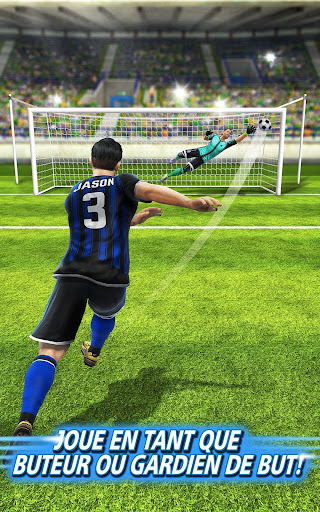 Football Strike - Multiplayer Soccer  captures d'u00e9cran 14