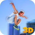 Extreme Parkour Simulator 3D icon