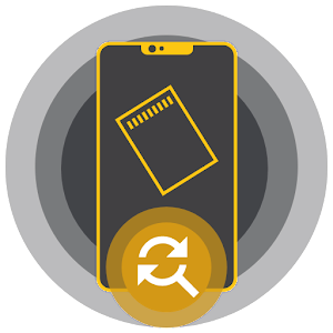 Phone SD CardData Recovery V1 by QFQ OFFICIAL logo