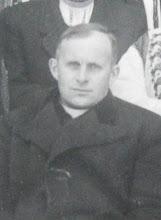 Photo: о. Семен  Черниш, 1950 рік