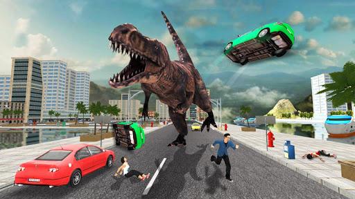 Dinosaur Simulator 3D 2019 screenshot 10