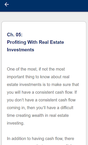 Real Estate Investing For Beginners 4.0 Screenshots 7