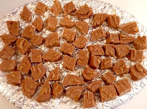 Chocolate Almond Butter Potato Fudge Recipe