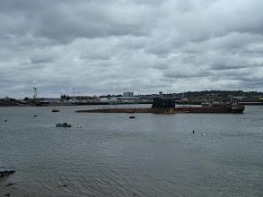 Photo: U-boat in Rochester