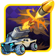 C.G.B - Car Gun Ball icon