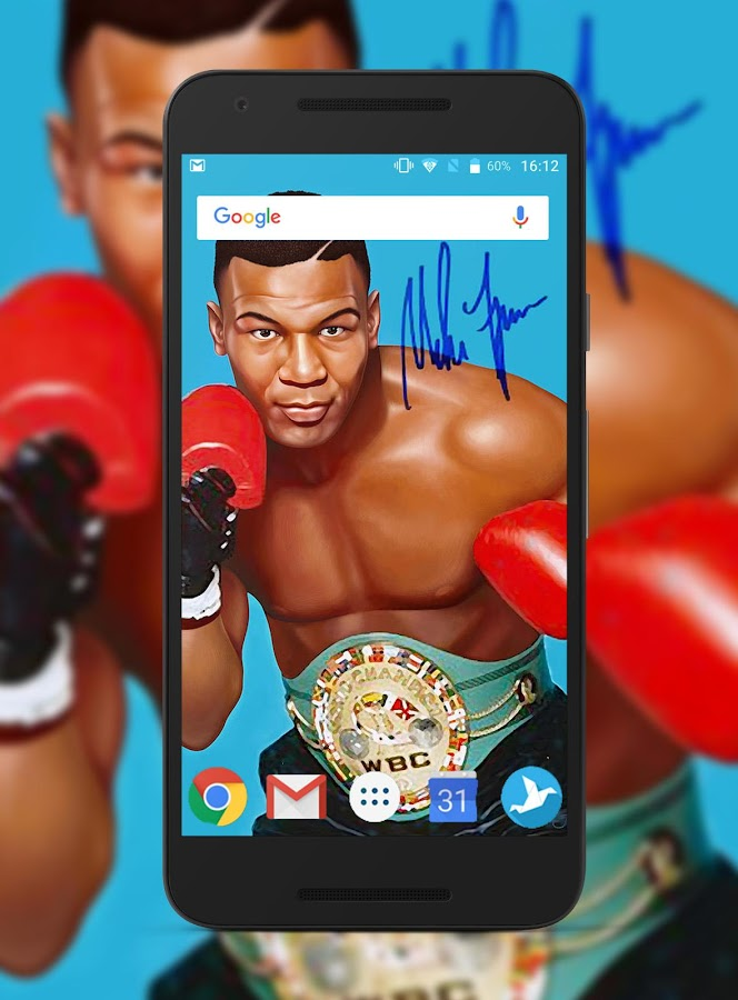 Best Mike Tyson Wallpaper HD — приложение на Android