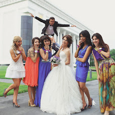 Wedding photographer Donier Sharipov (DoniyorSharipov). Photo of 25.10.2014