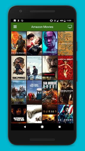 Movies on Amazon - TV Guide 1.1 screenshots 1