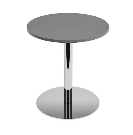 Cafébord 700 diam grå