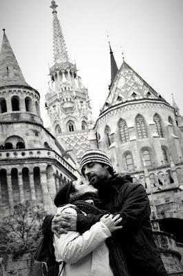 Love in Budapest di Ari