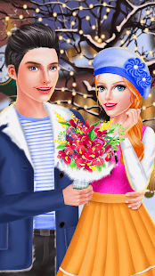 Sweet Date Couple Makeover Spa- screenshot thumbnail