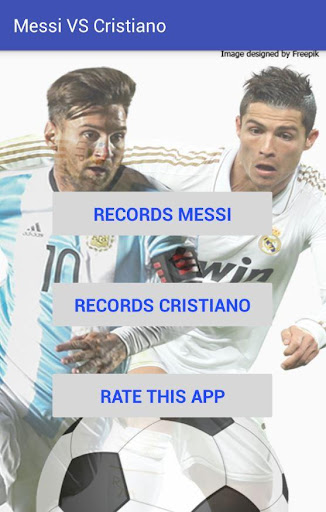Messi VS Cristiano  screenshots 1