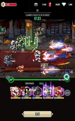 After War u2013 Idle Robot RPG  screenshots 15