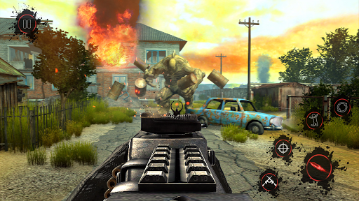 Zombie Dead Target Shooter:  The FPS Killer 1.1 screenshots 2