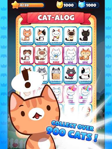 Cat Game - The Cats Collector! - screenshot