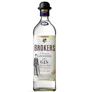 Brokers London Dry Gin Julhès