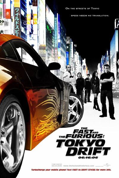 Fast & The Furious Tokyo Drift