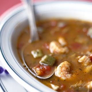 Hearty Seafood Gumbo