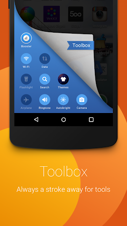 CM Swipe (Launcher & Booster) 1.1.0 screenshot 177953