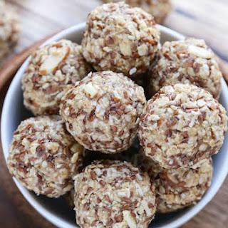 Almond Coconut Energy Bites.