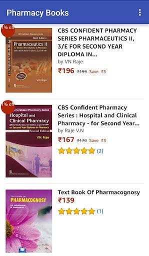 Pharmacy Books at Amazon 1.0 screenshots 4