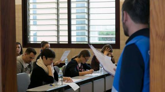 Andalucía: los exámenes de oposiciones serán por provincias y en aulas pequeñas