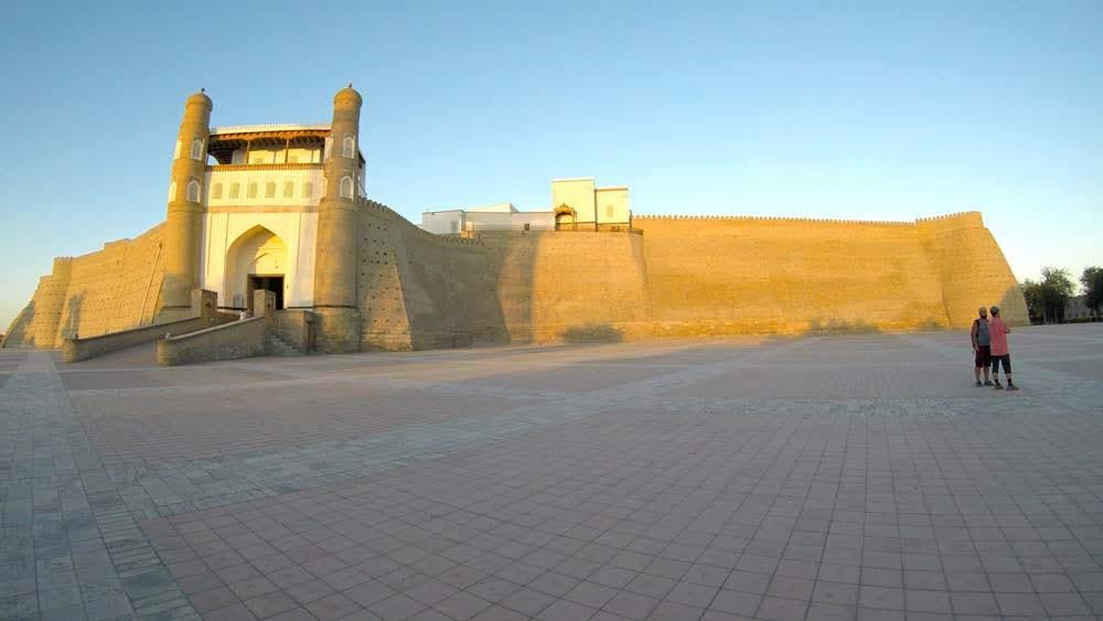 Dia 26 – Chegámos a BUCARA, no coração da Rota da Seda 🇺🇿 | Crónicas do Rally Mongol