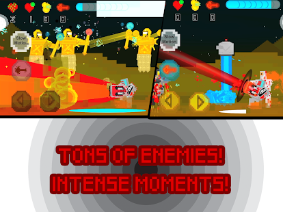 Evil War Lite Screenshot