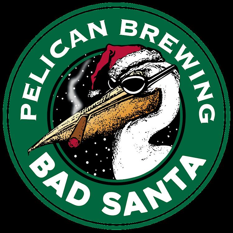 Logo of Pelican Bad Santa
