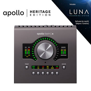 Universal Audio Apollo Twin X DUO Heritage Edition