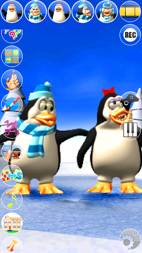 Talking Pengu and Penga Penguin  screenshot 23