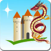 Medieval knight vs Dragons : Save your kingdom