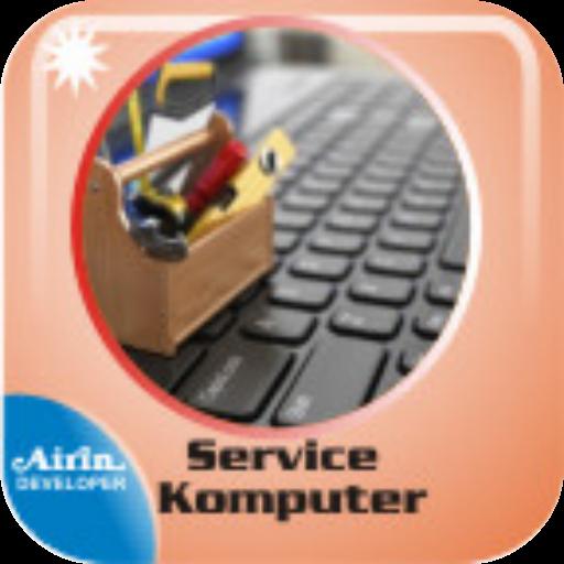 Kitab Service Komputer Teknisi