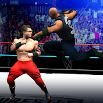 World Wrestling-Real Fighting Stars 3D Revolution Icon