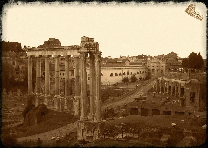 Saluti dall'antica Roma di Migliu