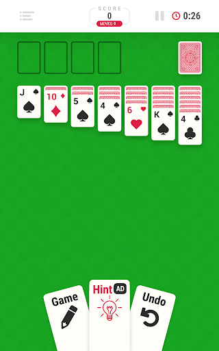 Solitaire Infinite - Classic Solitaire Card Game! apkmr screenshots 6