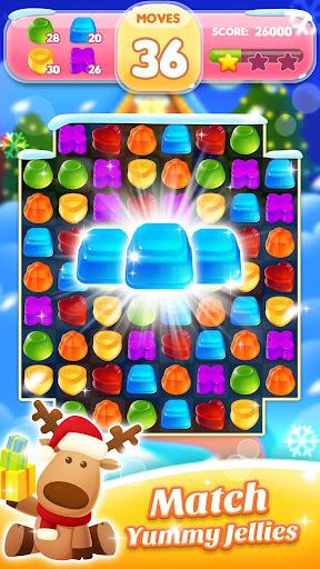 Jelly Jam Blast - Match 3 Games & Free Puzzle Game  captures d'écran 1