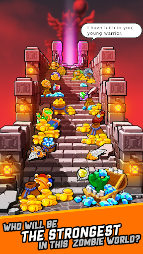 Zombie Rollerz - Pinball Adventure screenshot 5