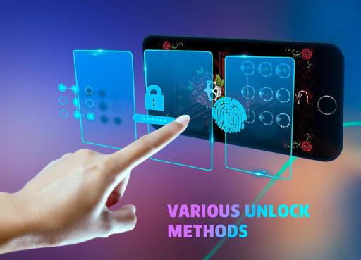 3D Lock - Lock Screen Themes&Security 3.4.1 screenshots 6