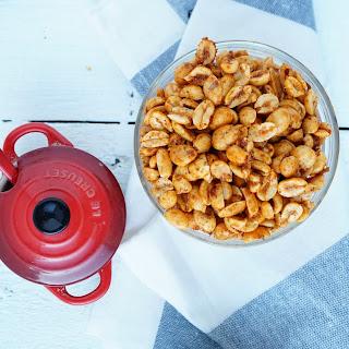 Roasted Peanuts - Slightly Sweet, Slightly Salty!.