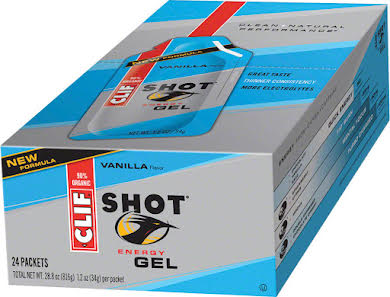 Clif Bar Clif Shot - Vanilla (24-Pack) alternate image 0